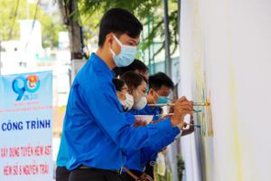 Tuổi trẻ xung kích xây dựng TP Hồ Chí Minh