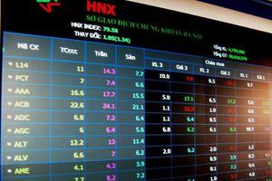 Hơn 185 triệu cổ phiếu BSI và ASG chuyển giao dịch sang HNX