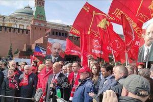 Kỷ niệm lần thứ 151 ngày sinh lãnh tụ Vladimir I.Lenin