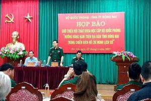 Làm sáng rõ vai trò của hướng tiến công Đông Nam Sài Gòn trong Chiến dịch Hồ Chí Minh lịch sử