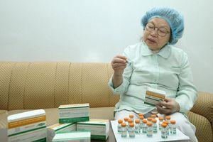 Hành trình 'ra lò' vaccine viêm não Nhật Bản của nữ anh hùng lao động