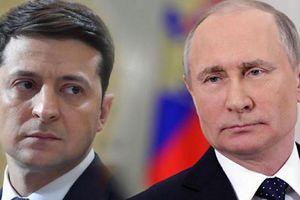 Tổng thống Putin nói gì trước lời mời đến Donbass của Tổng thống Ukraine?