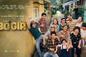 'Bố Già' đạt TOP 1 doanh thu phòng vé ở Malaysia