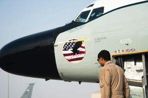 Máy bay do thám Mỹ hoạt động gần bờ biển Trung Quốc và Biển Đông