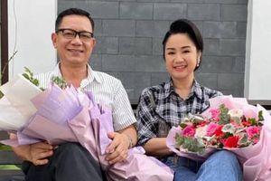 NSND Thu Hà nói lời chia tay đoàn phim 'Hướng Dương Ngược Nắng'