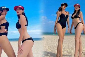 Hoa hậu Kỳ Duyên tung loạt ảnh bikini nóng hơn nắng hè