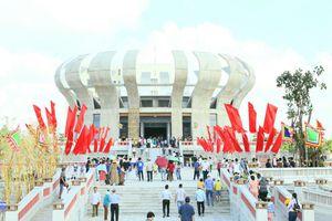 Cần Thơ lần đầu tổ chức Lễ giỗ Tổ Hùng Vương tại Đền thờ Vua Hùng