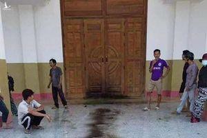 Bắt giữ đối tượng đốt vô cớ phóng hỏa nhà thờ, đuổi chém linh mục trọng thương