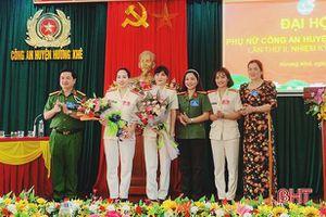 Huyện đầu tiên của Hà Tĩnh hoàn thành đại hội phụ nữ cấp cơ sở