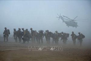 Rút quân khỏi Afghanistan, Mỹ muốn đẩy cái khó cho Trung Quốc?
