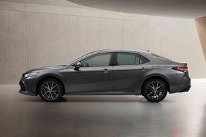 Chi tiết Toyota Camry 2021 vừa ra mắt