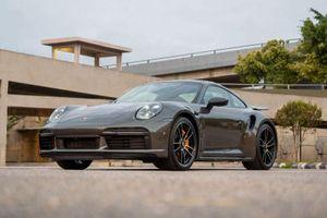 Khám phá Porsche 911 Turbo S giá hơn 12 tỷ đồng