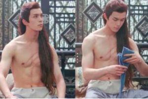 Trường Ca Hành: Ngô Lỗi tập thể hình 4 tháng để làm người yêu Địch Lệ Nhiệt Ba, netizen vẫn cứ chê diễn tệ