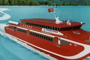 Cuối tháng 4/2021, tàu cao tốc Cà Mau-Nam Du-Phú Quốc sẽ hoạt động trở lại