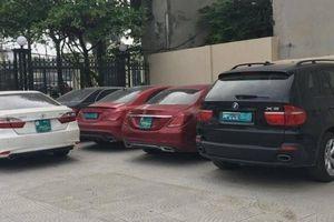 Từ vụ 2 xe Mercedes trùng biển, truy trách nhiệm người cố tình mua xe gian