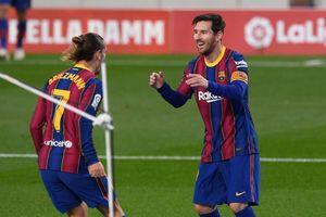 Barca 5-2 Getafe: Tuyệt đỉnh Messi!