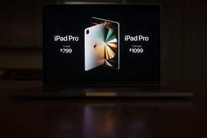 Sếp Apple: 'Không có chuyện Apple hợp nhất iPad và Mac'