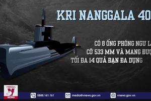 Tàu ngầm đang mất tích trong lòng biển Indonesia có gì đặc biệt?