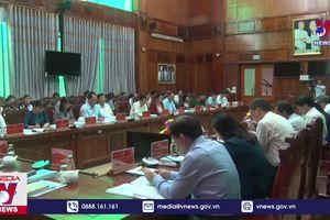 Kiểm tra, giám sát công tác bầu cử tại tỉnh Hậu Giang