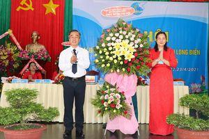 Hội LHPN xã Phước Hưng tổ chức Đại hội điểm cấp cơ sở