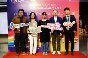 Khởi động Dự án phim ngắn CJ mùa 3 nhằm tìm kiếm tài năng điện ảnh trẻ
