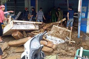 Lai Châu chủ động ứng phó với mưa lũ, sạt lở đất