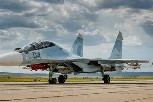 Hải quân Nga chuẩn bị được bổ sung Su-30SM2 tối tân