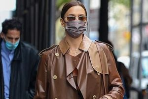 Siêu mẫu Irina Shayk thần thái sang chảnh đi dạo phố