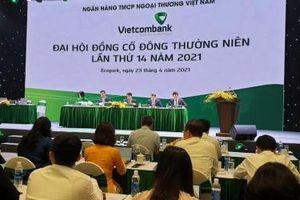 Vietcombank đề xuất chia toàn bộ khoản lợi nhuận 13.016 tỷ đồng