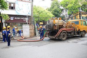 Bảo đảm tốt công tác thoát nước trước mùa mưa bão