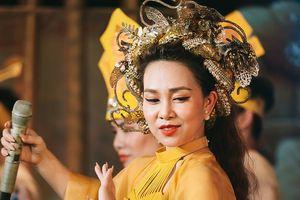 Ca sĩ Quách Mai Thy đưa truyện cổ tích vào âm nhạc