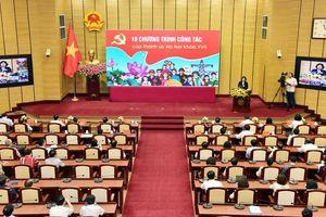 Nắm vững và thực hiện sáng tạo Nghị quyết của Đảng để góp phần xây dựng Thủ đô