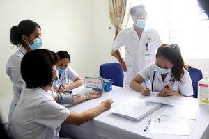 Lào Cai ngày đầu có 681 người được thực hiện tiêm chủng COVID-19 an toàn
