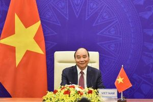 Chủ tịch nước Nguyễn Xuân Phúc tham dự Hội nghị thượng đỉnh về Khí hậu