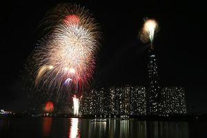 Đề xuất thêm điểm bắn pháo hoa ở TP Thủ Đức dịp lễ 30-4