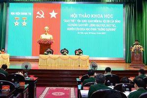 Vận dụng quan điểm Đại hội XIII của Đảng vào nâng cao chất lượng giáo dục, đào tạo