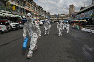 'Bên Campuchia, nhà tôi nằm ngay tâm dịch'