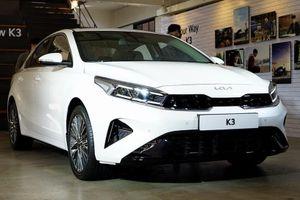 Ảnh thực tế Kia Cerato 2021