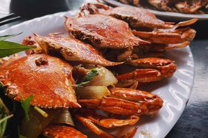 Ăn hải sản ở Phan Thiết