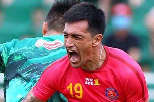 Highlights CLB Sài Gòn bị loại khỏi Cúp Quốc gia 2021