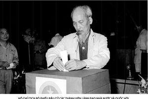 Hồ Chí Minh - Nhà kiến tạo tài ba, vị đại biểu xuất sắc của Quốc hội Việt Nam