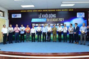 Bầu Đức và bầu Thắng nhận đội bóng mới ở SV-League 2021