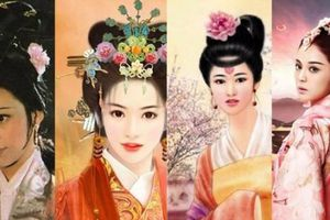 Tiết lộ sốc về bảo bối sắc đẹp của Tứ đại mỹ nhân Trung Hoa