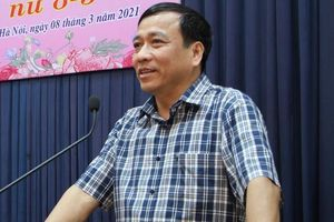 TS Lê Công Lương nhận Bằng khen thực hiện Chỉ thị 05-CT/TW của Bộ Chính trị