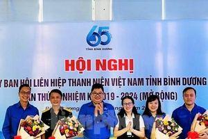 Bổ nhiệm nhân sự tại Hội LHTN Việt Nam tỉnh Bình Dương