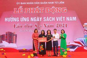 Phát triển văn hóa đọc trong cộng đồng và học đường hưởng ứng Ngày sách Việt Nam