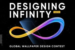 Realme phát động cuộc thi thiết kế hình nền toàn cầu, giải thưởng lên tới 10.000 USD