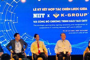 Thiếu nguồn nhân lực công nghệ chất lượng cao đáp ứng chuyển đổi số