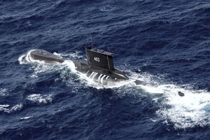Hải quân Indonesia tìm thấy mảnh vỡ, xác định được vị trí tàu ngầm chìm ở độ sâu 850m