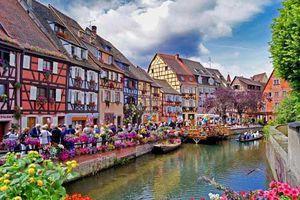 Lạc bước tới 10 thành phố đẹp như cổ tích ở châu Âu